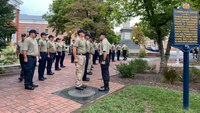 Pa. county hosts honor guard training for first responders