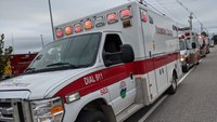 Rigs from 9 Maine EMS agencies evacuate hospital patients as FFs look for smoke source