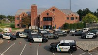 N.J. cops using other towns' patrol cars after fleet ruined by Hurricane Ida