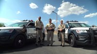As newest officers hit streets, Las Vegas PD's diversity increases