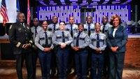 La. PD diversifies with majority Black, nearly half female recruit class