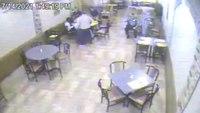 Watch: Cop on lunch break saves choking girl, 10, with Heimlich