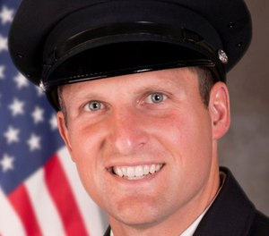Lundgaard was killed when a gunfight broke out at a Wis. transit station in May between police and an armed man who paramedics had been treating for a drug overdose. (Photo/Appleton Fire Department)