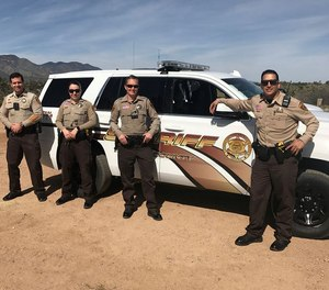 For more information on the Yavapai County Sheriff's Office and to view open positions, visit www.ycsojobs.com.