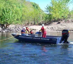 Pennsylvania Water Rescue volunteers have been saving people from the Delaware and Lehigh rivers for nearly 40 years. The group will need to find a new location by June 30 in order to continue operations.