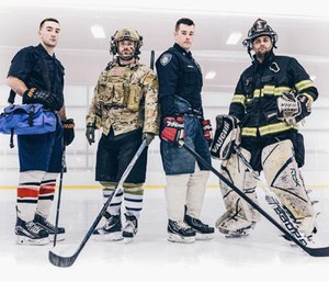 The Marlborough community will welcome close to 1,800 first responders from across the country next month for the second annual Heroes Cup Hockey Tournament. (Photo/Heroes Cup Hockey Tournament)
