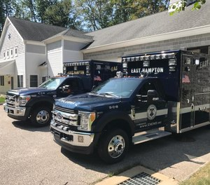 The East Hampton Ambulance Association is asking the town for $600,000 in COVID-19 relief funds to help with staffing struggles.