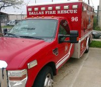 40 of Dallas' ambulances without functioning A/C