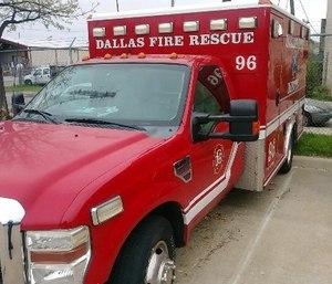 (Photo/Dallas Fire-Rescue Facebook page)
