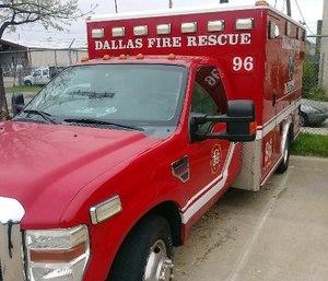(Photo/Dallas Fire-Rescue Facebook)