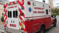 Baltimore man steals ambulance, claims he was having a heart attack