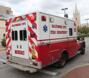 The city of Baltimore is offering a stipend of $200 biweekly to first responders working on the front lines of the COVID-19 pandemic.