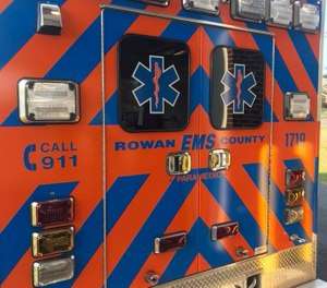 Rowan County has launched a community paramedicine program aimed at aiding those recovering from COVID-19. (Photo/Rowan County Emergency Services Facebook)