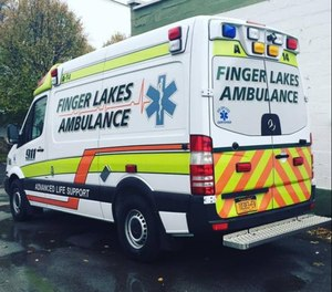After adding a new ambulance at the beginning of the year, response times for calls in the City of Geneva were down a total of one minute and four seconds from last year.