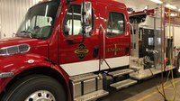 Wis. firefighter in critical condition after gun discharges at blaze