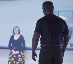 VirTra invited Chief Allen Muma, a seasoned police trainer, to preview their newest course, designed to help officers recognize the behaviors common among people with autism and adjust their response for more successful interactions.