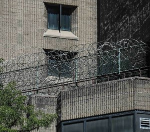 So far, there are no confirmed cases of COVID-19 among the staff or the inmates at USP Canaan. (AP Photo/Bebeto Matthews)