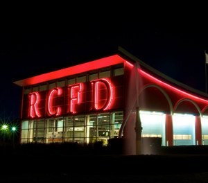 RCPF serves the Reedy Creek Improvement District, the exclusive government agency of Walt Disney World properties in Florida, providing all fire and emergency services for 38.5 square miles, which encompasses four theme parks, two water parks and more than 40,000 hotel rooms.