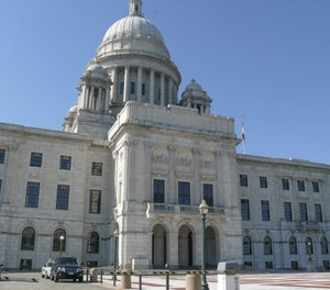 Rhode Island State House in Providence, Rhode Island. (Photo/David Wilson)