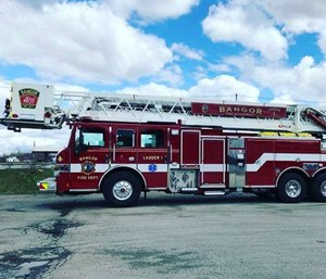 The Bangor Fire Department will receive more than a half-million dollars to hire four new firefighters. (Photo/BFD)