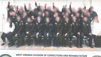 Normalizing bad behavior: Recruits give Nazi salute in photo