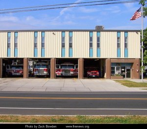 """Many of our fire stations haven't been updated since the 1970s,"