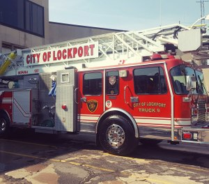 The City of Lockport has reached a tentative court settlement to allow a 39-year veteran of the Fire Department to remain on paid leave until April 1 and then retire as assistant chief. (Photo/Lockport Firefighters Facebook)