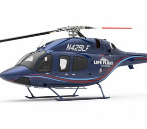 One of the Life Flight Network's new Bell 429 helicopters is expected to arrive at Astoria Regional Airport in the spring. The new helicopter will allow for onboard plasma transfusions, among other upgrades.