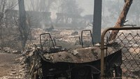Fundraiser launched for Calif. EMS providers who lost everything in wildfire