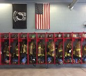 How PPE storage reduces your exposure to risk in the fire station