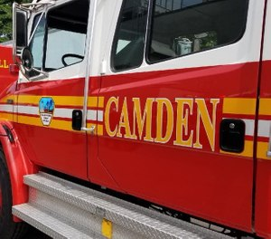 Camden's fire union has criticized the city for issuing layoff notices to firefighters amidst the COVID-19 pandemic. (Photo/Camden Fire Officers Local #2578 Facebook)
