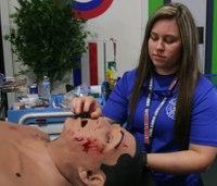Unique EMS training opportunity: The Center for Domestic Preparedness