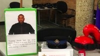 CO dies after suffering medical emergency at training academy