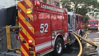 LAFD: Firefighters may have sparked gas explosion