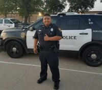 Fort Worth cop talks about the night he was shot 5 times