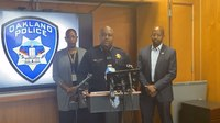Oakland police chief: New $18M budget cut leaves city less safe