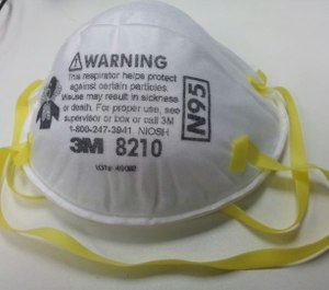 First responders at fire departments in Connecticut have reported receiving only expired N95 masks, some expired by more than 10 years, from the national and state stockpiles as they confront the COVID-19 public health crisis. (Photo/Banej via Wikimedia Commons, CC BY-SA 3.0)