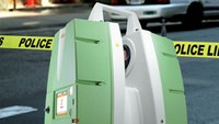 New 3D laser scanning tool makes accuracy easy for police