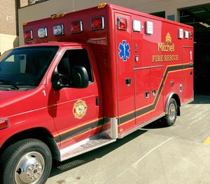The city of Mitchell is considering eliminating its public safety director position and separating the city's police and fire/EMS divisions into independent departments.
