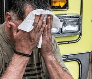 Proper decontamination can help reduce your cancer risk (image/TheFireStore.com)