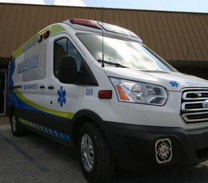 An appeal of 15 seconds on one call may have saved Decatur's only ambulance service from a $20,000 fine, 20 points and possible company extinction for failure to meet the city's response-time requirements in the first quarter of 2020. (Photo/First Response Ambulance)