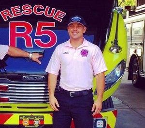 Hillsborough Fire Rescue Lt. John
