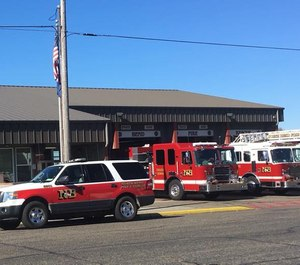 North Bend firefighters worry that a ballot measure to reduce the city's public safety fee could reduce staffing by up to 28%.