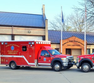 The Adrian Fire Department is purchasing a new ambulance, hoping to improve service by replacing an older, less dependable rig.
