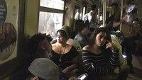 34 injured after NYC subway train derails