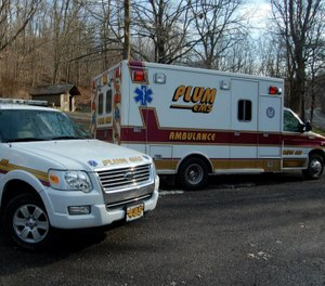 EMS Operations Director Brian Maloney said the department usually receives about 4,200 subscribers, which is 30 to 35 percent of all borough residents and businesses. (Photo/Plum EMS)