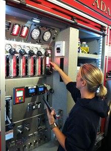 Check your equipment regularly.