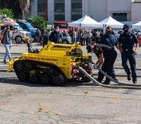 Video: Meet RS3, LAFD's firefighting robot