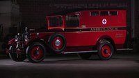1920s ambulance thought lost gets refurbished