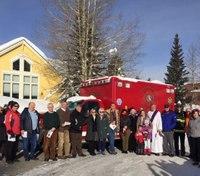 Colo. city donates old ambulance to Honduras